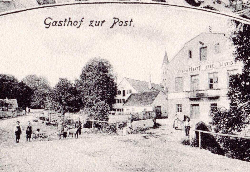 Hotel Zur Post Ismaning