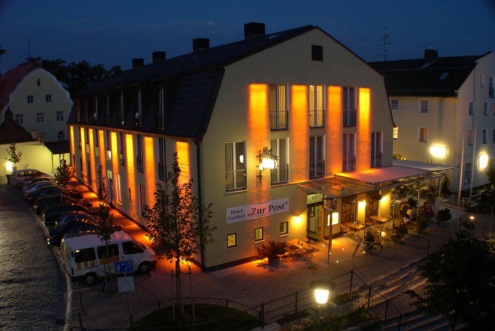 Geschichte Hotel Zur Post Ismaning