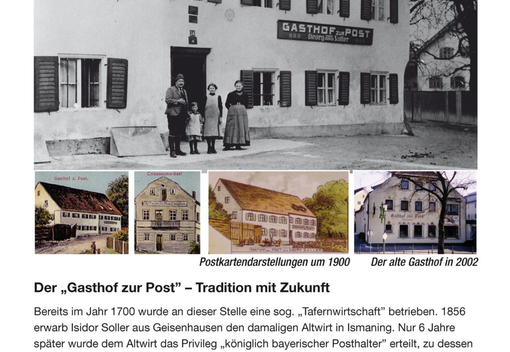 1200 Jahre Ismaning - Zeitreise